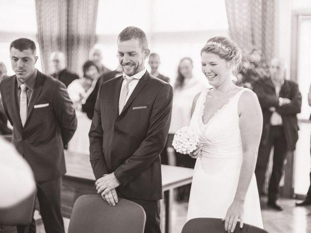 Le mariage de Anthony et Marion à Inguiniel, Morbihan 5