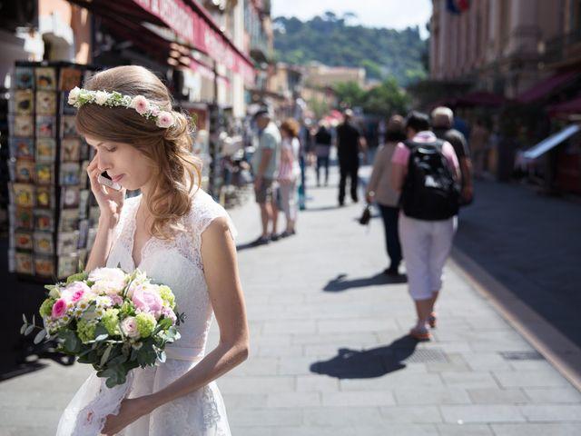 Le mariage de Guillaume et Angélique à Grasse, Alpes-Maritimes 6