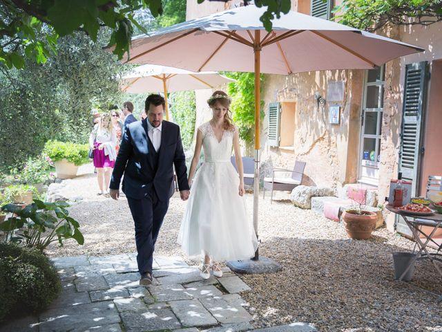 Le mariage de Guillaume et Angélique à Grasse, Alpes-Maritimes 7