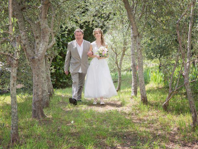 Le mariage de Guillaume et Angélique à Grasse, Alpes-Maritimes 8