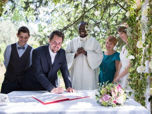 Le mariage de Guillaume et Angélique à Grasse, Alpes-Maritimes 13