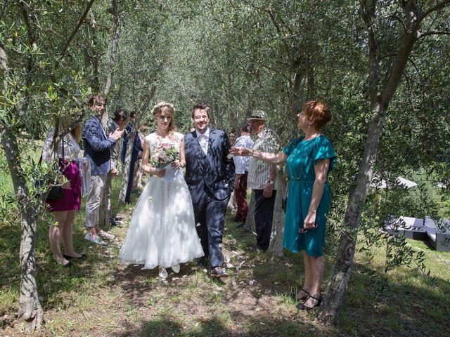 Le mariage de Guillaume et Angélique à Grasse, Alpes-Maritimes 15