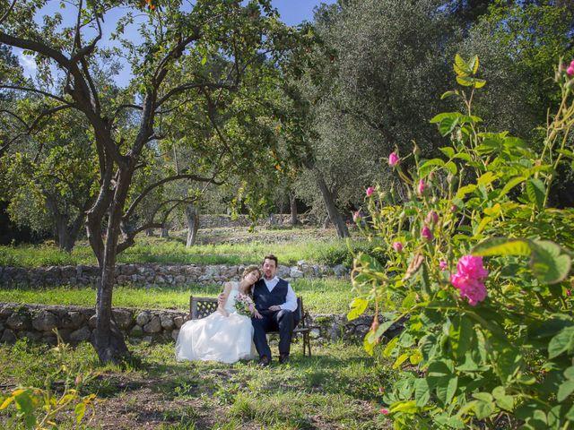 Le mariage de Guillaume et Angélique à Grasse, Alpes-Maritimes 16