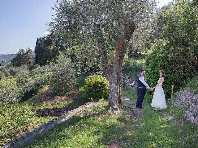 Le mariage de Guillaume et Angélique à Grasse, Alpes-Maritimes 18