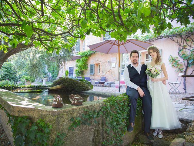 Le mariage de Guillaume et Angélique à Grasse, Alpes-Maritimes 19