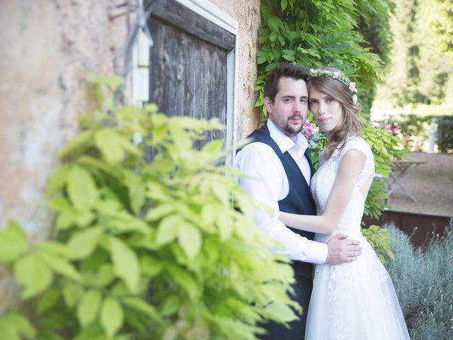 Le mariage de Guillaume et Angélique à Grasse, Alpes-Maritimes 1