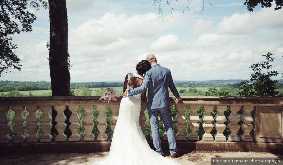 Le mariage de Charly et Elise à Charnoz-sur-Ain, Ain