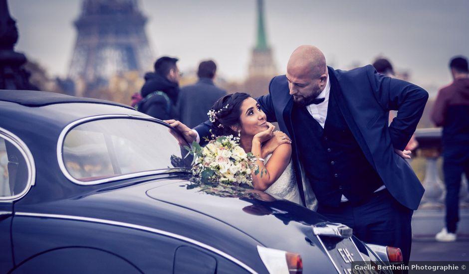 Le mariage de Daniel et Carolina à Paris, Paris