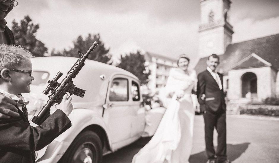 Le mariage de Anthony et Marion à Inguiniel, Morbihan