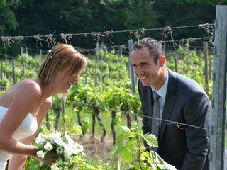 Le mariage de Cécile et Anthony