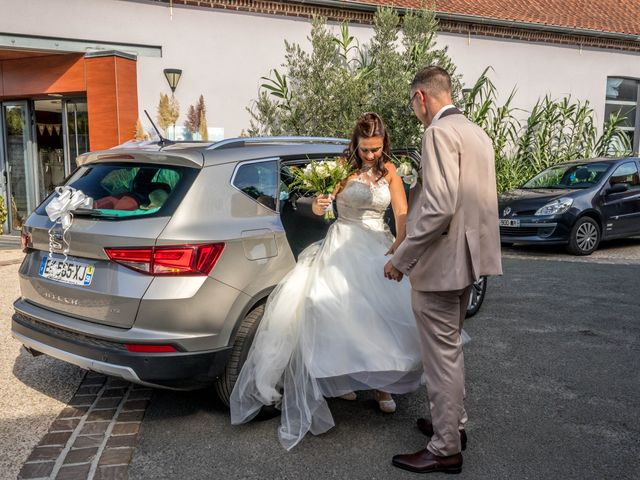 Le mariage de Maxime et Coralie à Thumeries, Nord 16