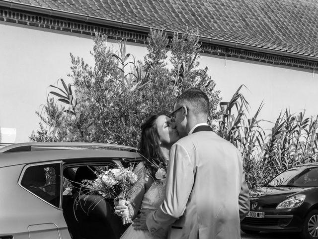 Le mariage de Maxime et Coralie à Thumeries, Nord 17
