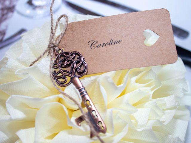 Le mariage de Maxime et Coralie à Thumeries, Nord 25