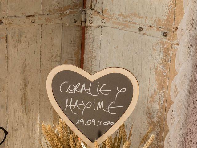 Le mariage de Maxime et Coralie à Thumeries, Nord 35