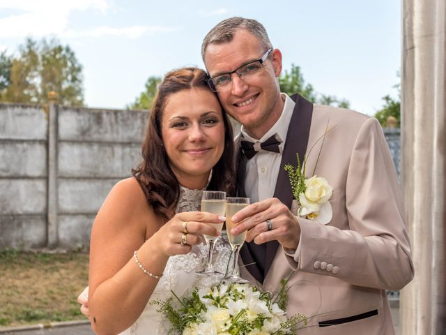 Le mariage de Maxime et Coralie à Thumeries, Nord 45