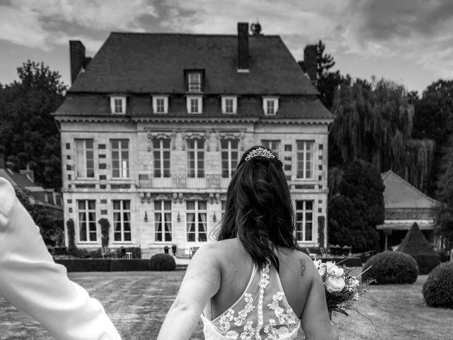 Le mariage de Maxime et Coralie à Thumeries, Nord 52