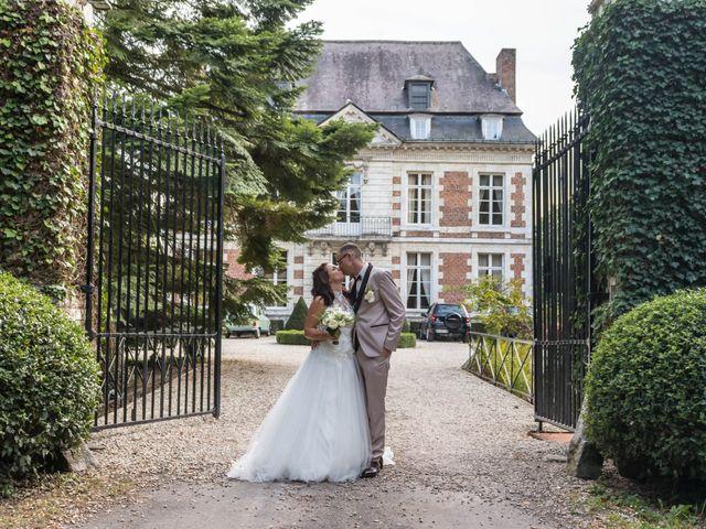 Le mariage de Maxime et Coralie à Thumeries, Nord 62