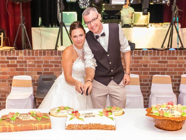Le mariage de Maxime et Coralie à Thumeries, Nord 84