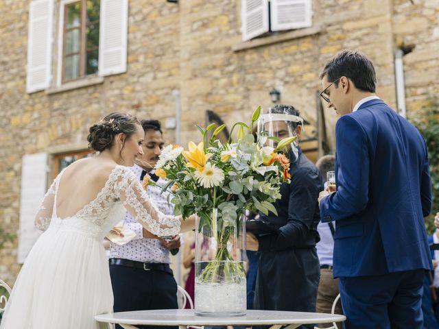 Le mariage de Nicolas et Séverine à Irigny, Rhône 33