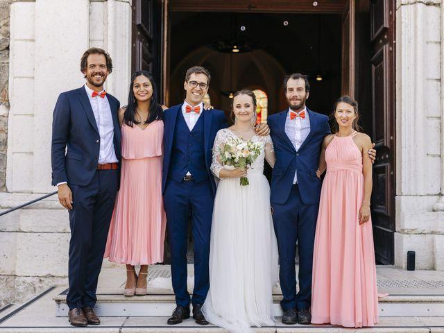 Le mariage de Nicolas et Séverine à Irigny, Rhône 45