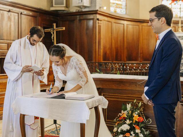 Le mariage de Nicolas et Séverine à Irigny, Rhône 52