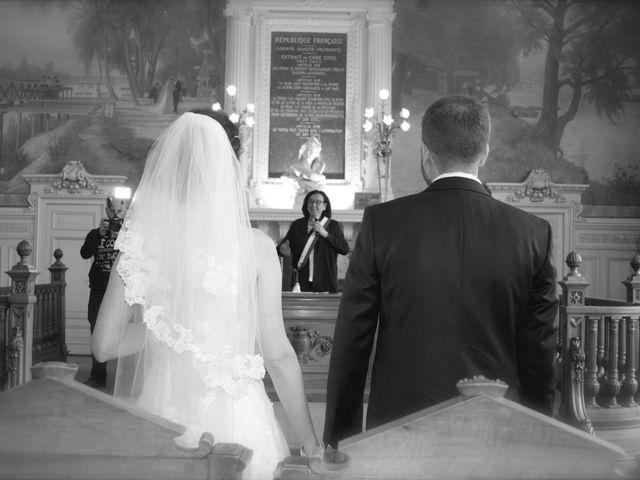 Le mariage de Yacine et Lylia à Asnières sur Seine, Hauts-de-Seine 2