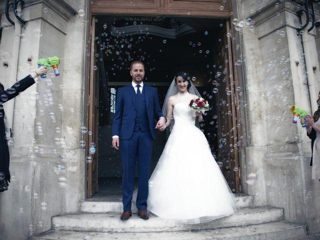 Le mariage de Yacine et Lylia à Asnières sur Seine, Hauts-de-Seine 10