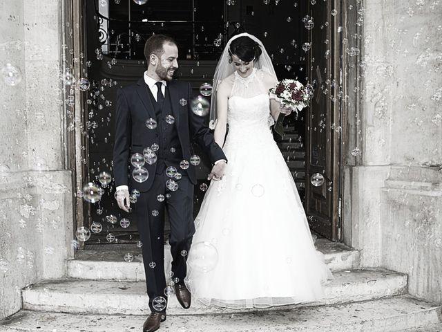 Le mariage de Yacine et Lylia à Asnières sur Seine, Hauts-de-Seine 11