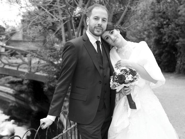 Le mariage de Yacine et Lylia à Asnières sur Seine, Hauts-de-Seine 12