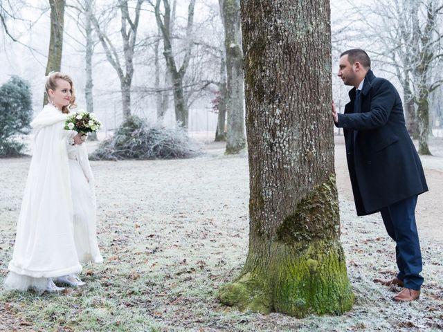 Le mariage de Aurélien  et Léa à Vittel, Vosges 2