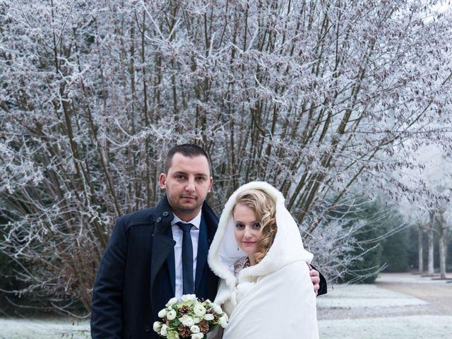 Le mariage de Aurélien  et Léa à Vittel, Vosges 4