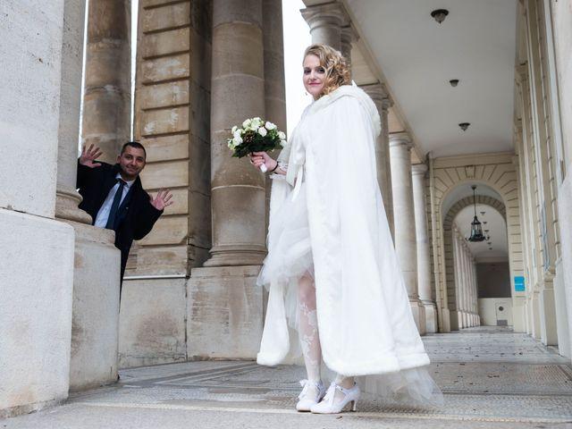 Le mariage de Aurélien  et Léa à Vittel, Vosges 1