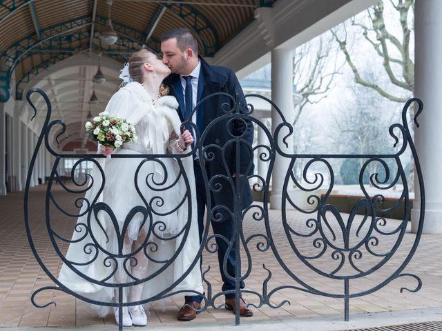 Le mariage de Aurélien  et Léa à Vittel, Vosges 5