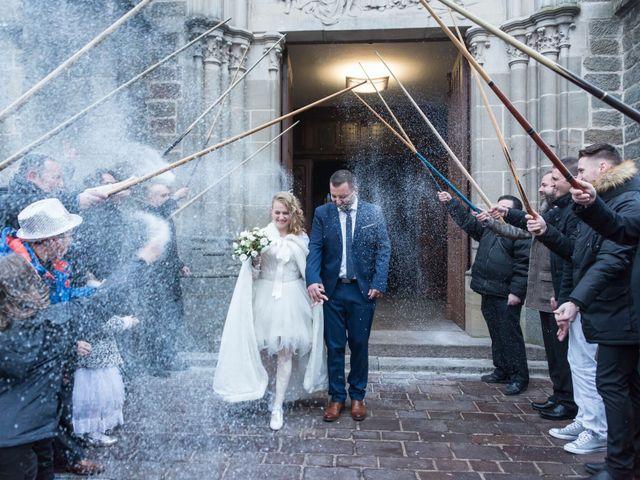 Le mariage de Aurélien  et Léa à Vittel, Vosges 14