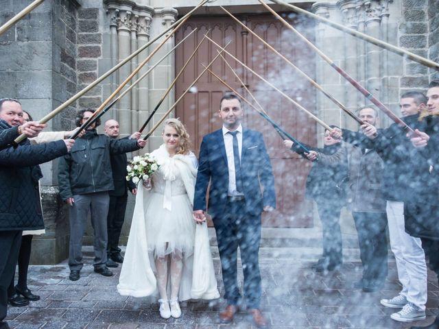 Le mariage de Aurélien  et Léa à Vittel, Vosges 15