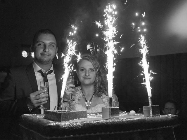 Le mariage de Aurélien  et Léa à Vittel, Vosges 21
