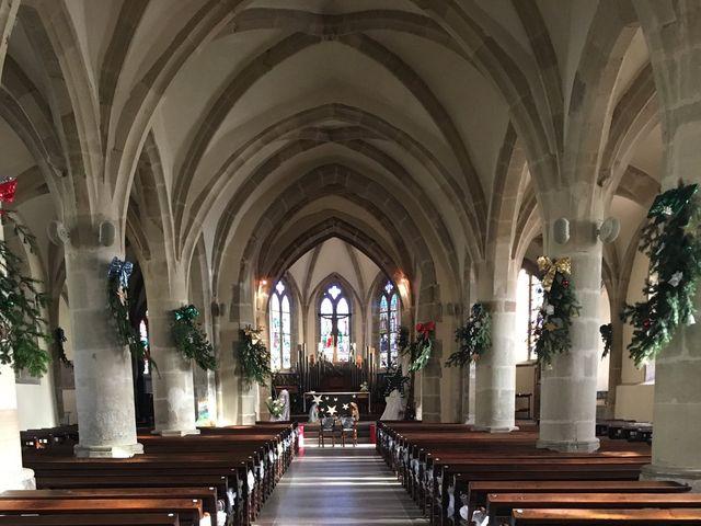 Le mariage de Aurélien  et Léa à Vittel, Vosges 30