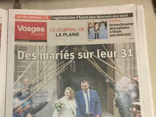 Le mariage de Aurélien  et Léa à Vittel, Vosges 36