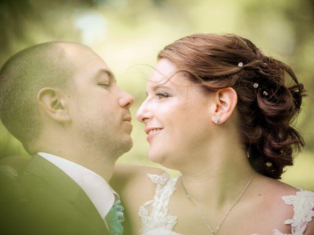 Le mariage de Sabrina et Stéphane