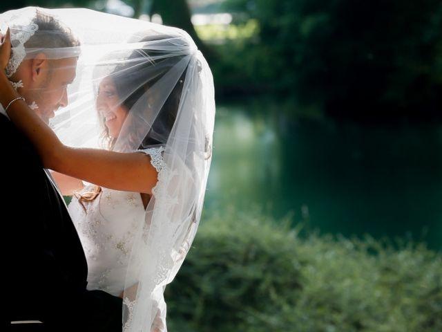 Le mariage de Anissa et Abdelkrim