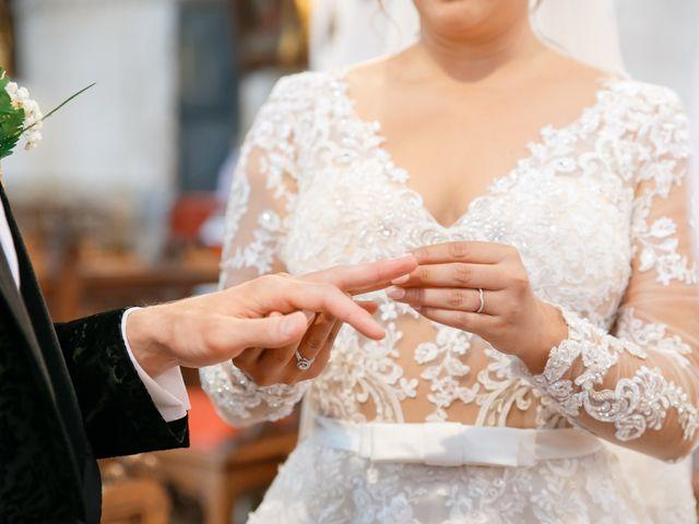 Le mariage de Stefan et Erika à Aix-les-Bains, Savoie 5