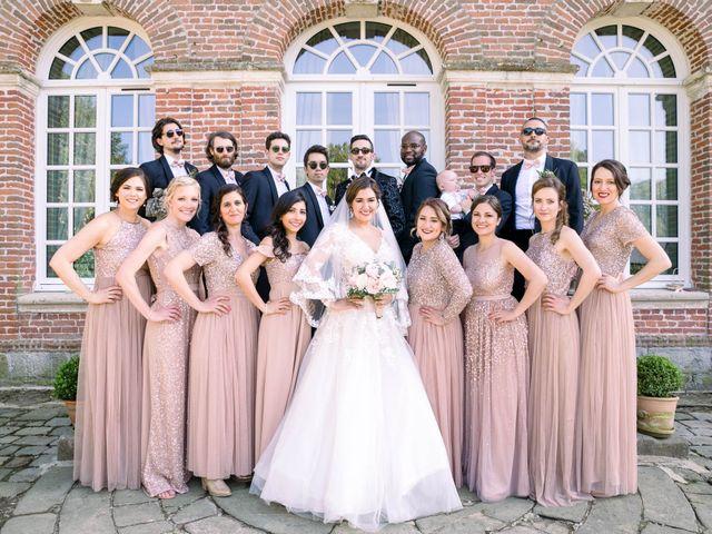 Le mariage de Stefan et Erika à Aix-les-Bains, Savoie 8