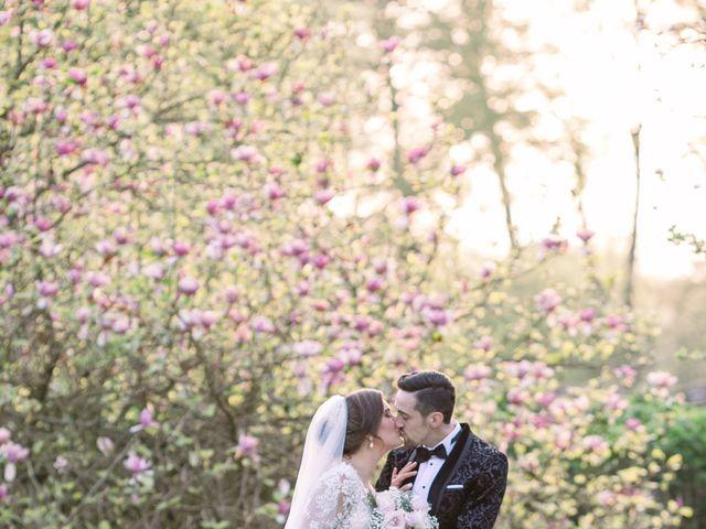 Le mariage de Stefan et Erika à Aix-les-Bains, Savoie 16