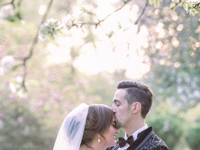 Le mariage de Stefan et Erika à Aix-les-Bains, Savoie 17