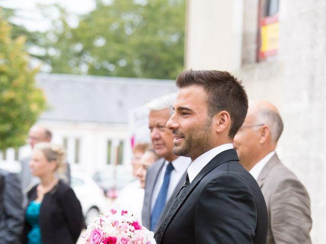 Le mariage de Davy et Aurélie à Moncé-en-Belin, Sarthe 21