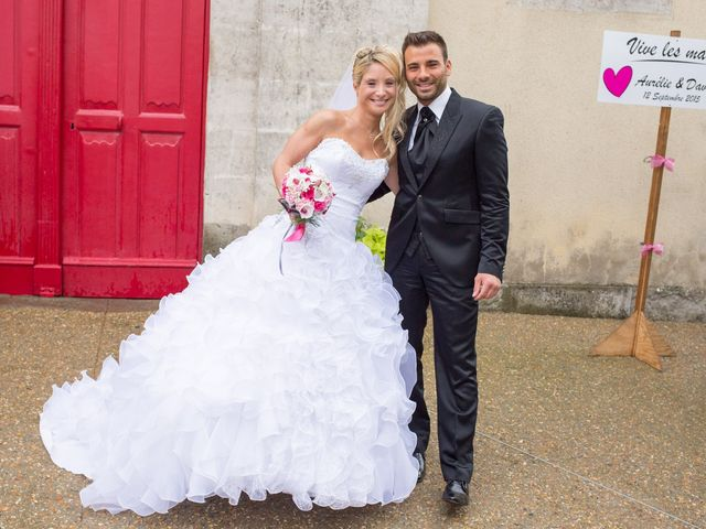 Le mariage de Davy et Aurélie à Moncé-en-Belin, Sarthe 22