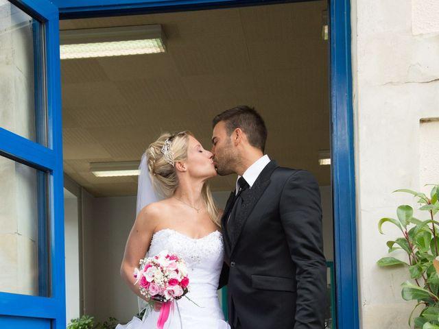Le mariage de Davy et Aurélie à Moncé-en-Belin, Sarthe 25