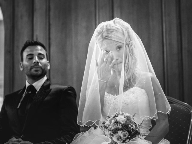 Le mariage de Davy et Aurélie à Moncé-en-Belin, Sarthe 26