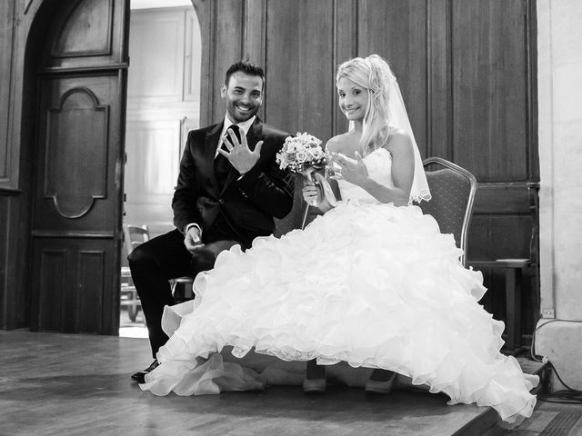 Le mariage de Davy et Aurélie à Moncé-en-Belin, Sarthe 29