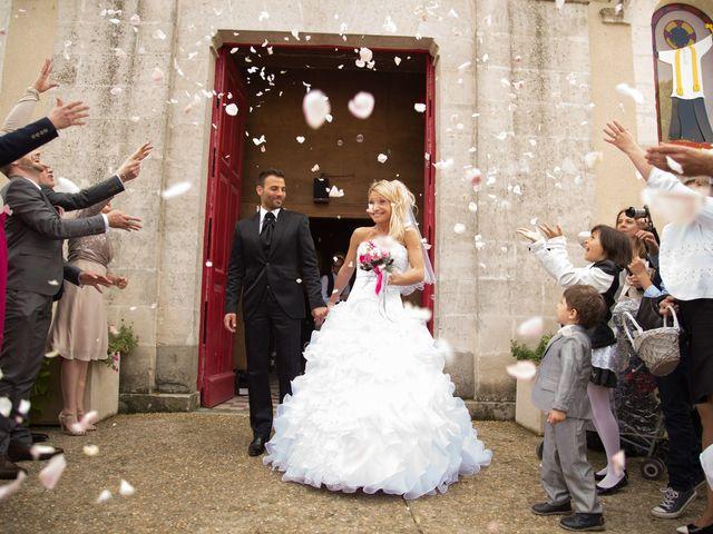 Le mariage de Davy et Aurélie à Moncé-en-Belin, Sarthe 30